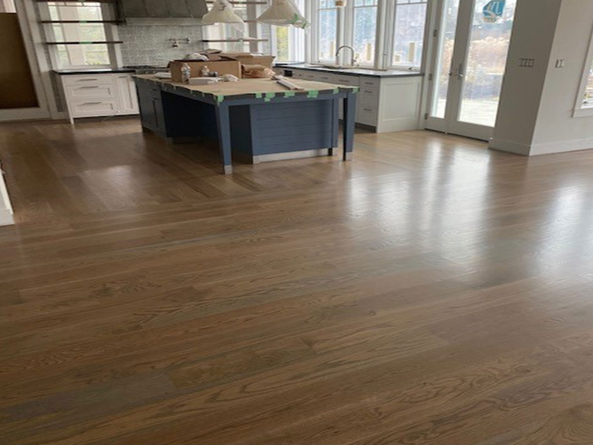 White Oak Weathered Stain